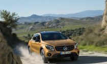 The Redesigned Mercedes Benz GLA Compact SUV refreshed with expressive design and updated equipment-hero