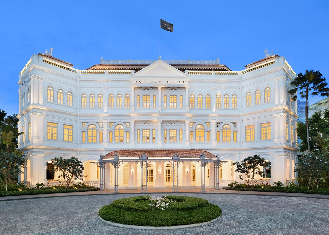 Why Raffles Hotel Singapore Is One of the Best Companies to Work for